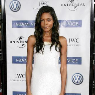 Naomie Harris in Miami Vice World Premiere