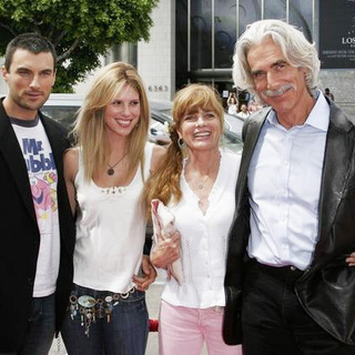 Sam Elliott in Barnyard World Premiere
