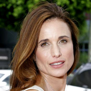 Andie MacDowell in Barnyard World Premiere