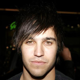 Pete Wentz in Snakes on a Plane Los Angeles Premiere
