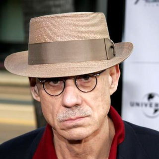 James Ellroy in The Black Dahlia Los Angeles Premiere