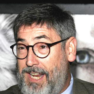 John Landis in The Queen Los Angeles Premiere