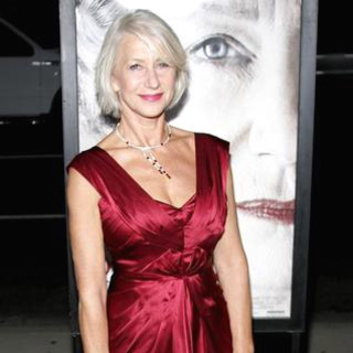 Helen Mirren in The Queen Los Angeles Premiere