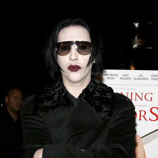 Marilyn Manson in Running with Scissors World Premiere