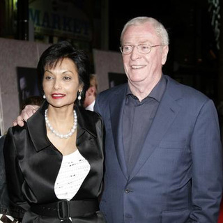 Michael Caine in The Prestige World Premiere