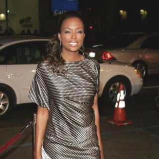 Aisha Tyler in The Fountain Los Angeles Premiere