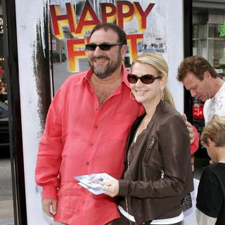 Joel Silver in Happy Feet World Premiere