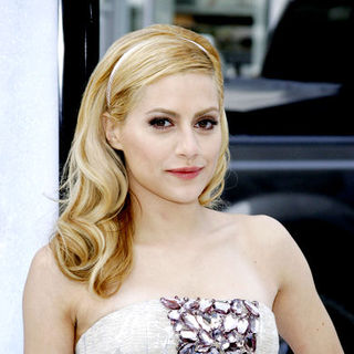 Brittany Murphy - Happy Feet World Premiere