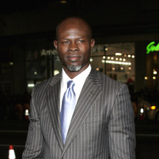 Djimon Hounsou in Blood Diamond Hollywood Premiere