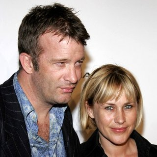 Thomas Jane, Patricia Arquette in Dirt FX Premiere Screening