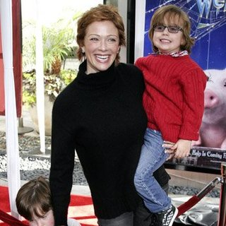 Lauren Holly in Charlotte's Web Los Angeles Premiere