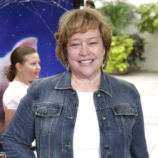 Kathy Bates in Charlotte's Web Los Angeles Premiere