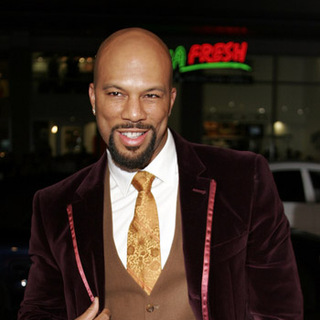 Common in Smokin' Aces World Premiere