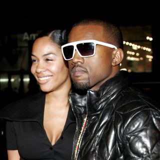 Kanye West in Smokin' Aces World Premiere