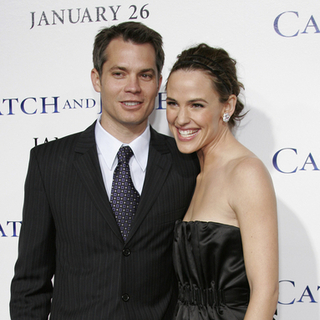 Jennifer Garner, Timothy Olyphant in Catch and Release Los Angeles Premiere