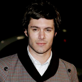 Adam Brody in Music and Lyrics Los Angeles Premiere