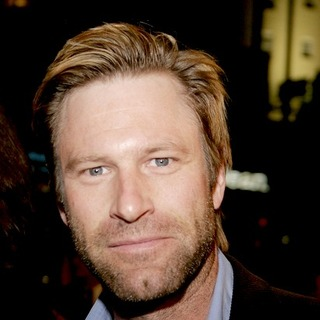 Aaron Eckhart in 300 Los Angeles Premiere
