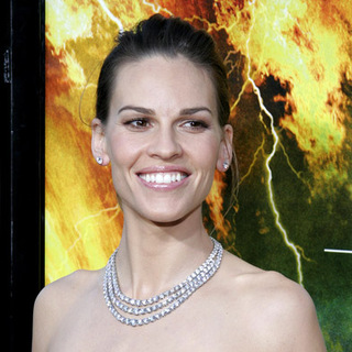 Hilary Swank - The Reaping Los Angeles Premiere