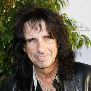 Alice Cooper in 3rd Annual MusiCares Map Fund Benefit Concert
