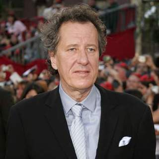 Geoffrey Rush in PIRATES OF THE CARIBBEAN: AT WORLD'S END World Premiere