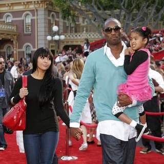 Kobe Bryant in PIRATES OF THE CARIBBEAN: AT WORLD'S END World Premiere