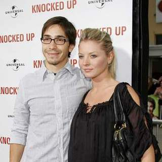 Justin Long in Knocked Up Los Angeles Premiere