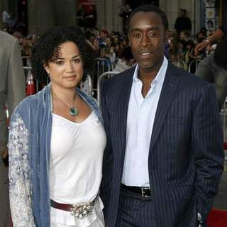 Don Cheadle in Ocean's 13 Los Angeles Premiere