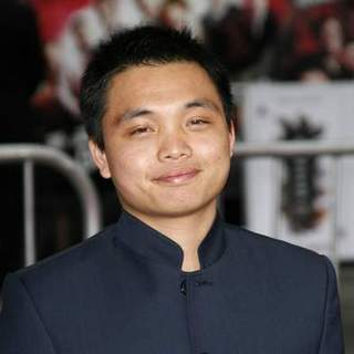 Shaobo Qin in Ocean's 13 Los Angeles Premiere