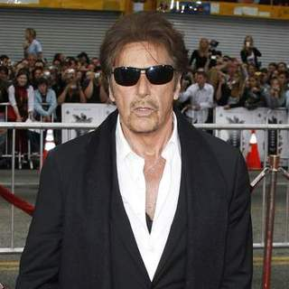 Al Pacino in Ocean's 13 Los Angeles Premiere