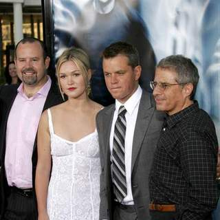 Matt Damon - The Bourne Ultimatum Los Angeles Premiere