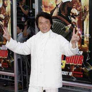 Jackie Chan in Rush Hour 3 Los Angeles Premiere - DGG-016327