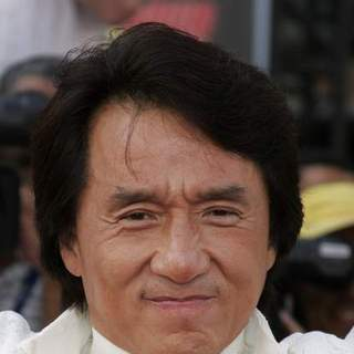 Jackie Chan in Rush Hour 3 Los Angeles Premiere