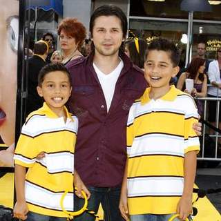 Freddy Rodriguez in Bee Movie Los Angeles Premiere