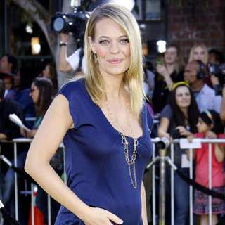 Jeri Ryan in Bee Movie Los Angeles Premiere