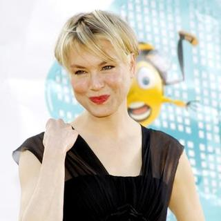 Renee Zellweger in Bee Movie Los Angeles Premiere