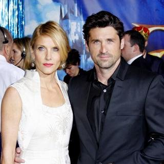 """Enchanted"" World Premiere - Arrivals - DGG-017613"