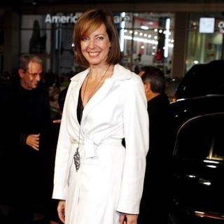"Allison Janney in ""P.S. I Love You"" World Premiere - Arrivals"