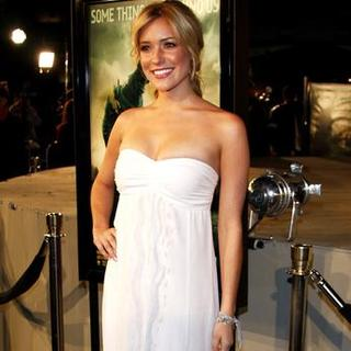 "Kristin Cavallari in ""Cloverfield"" Los Angeles Premiere - Arrivals"