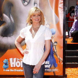 "Jaime Pressly in ""Horton Hears a Who!"" World Premiere - Arrivals"