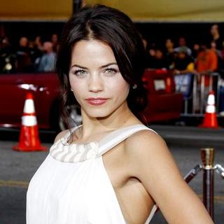 "Jenna Dewan in ""Iron Man"" Los Angeles Premiere - Arrivals"