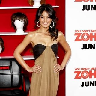 """You Don't Mess With The Zohan"" World Premiere - Arrivals"