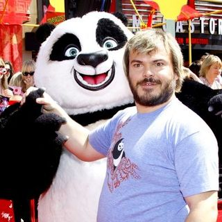 "Jack Black in ""Kung Fu Panda"" Los Angeles Premiere - Arrivals"