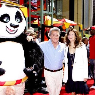 "Dustin Hoffman in ""Kung Fu Panda"" Los Angeles Premiere - Arrivals"