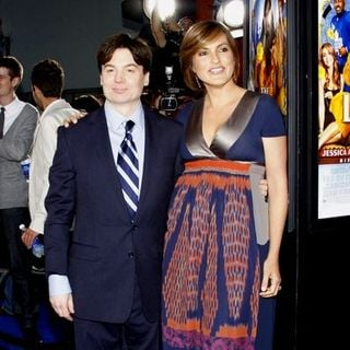 "Mike Myers in ""The Love Guru"" Los Angeles Premiere - Arrivals - DGG-019311"