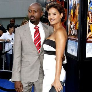 "Romany Malco in ""The Love Guru"" Los Angeles Premiere - Arrivals - DGG-019325"