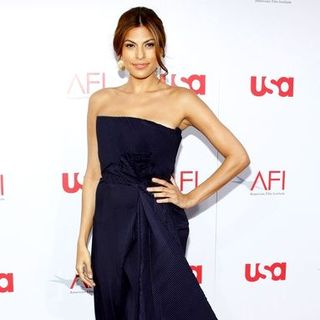 Eva Mendes in The 36th Annual AFI Life Achievement Award to Warren Beatty - Arrivals