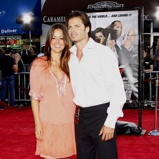 "Brooke Burke, David Charvet in ""Get Smart"" World Premiere - Arrivals"