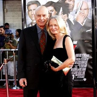 "Alan Arkin, Suzanne Newlander in ""Get Smart"" World Premiere - Arrivals"