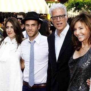 "Mary Steenburgen, Ted Danson in ""Step Brothers"" Los Angeles Premiere - Arrivals"