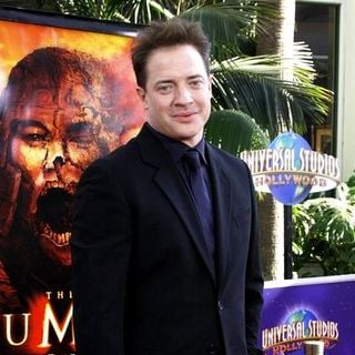 "Brendan Fraser in ""The Mummy: Tomb of the Dragon Emperor"" American Premiere - Arrivals"